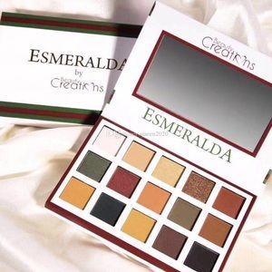 Beauty Creations Esmeralda Eyeshadow Palette